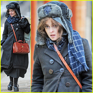 Helena Bonham Carter Indulges in Post-Split Shopping Spree
