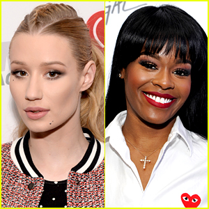 Iggy Azalea Slams Azealia Banks, Calls Her a 'Miserable,