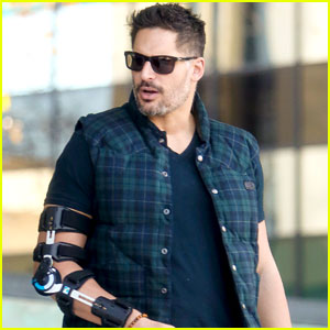 Joe Manganiello Still Healing From His Stripper Accident