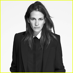 Julia Roberts Debuts as Givenchy's Newest Face in Stunning Ad Campaign