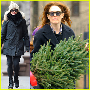 Julianne Moore Was Happy 'Still Alice' Took Different Perspective