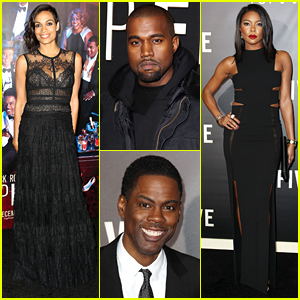 Kanye West Joins 'Top Five' Cast at Film's New York Premiere!