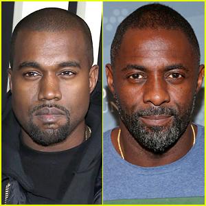 Kanye West Wants Idris Elba to Be the Next James Bond