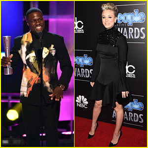 Kevin Hart is the Comedy Star of the Year According to the People Magazine Awards