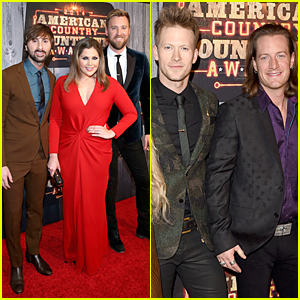 Lady Antebellum & Florida Georgia Line Make It a Group Affair at American Country Countdown Awards 2014!