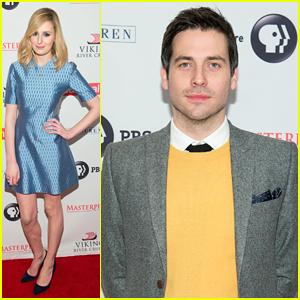 'Downton Abbey' Stars Bring Season Five to New York City!