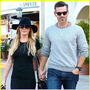 LeAnn Rimes & Eddie Cibrian Have a Daytime Date at the Movies