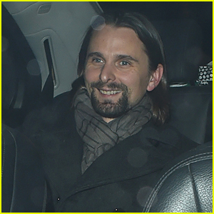 Matthew Bellamy Looks Happy After Kate Hudson Split & Says 'It's For the Best'