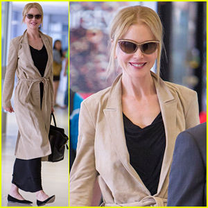 Nicole Kidman Clarifies That Her Marriage to Tom Cruise Wasn't Breaking Down During 'Eyes Wide Shut' Filming