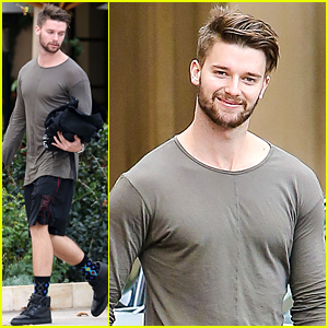Patrick Schwarzenegger Steps Out After False Marriage Rumors