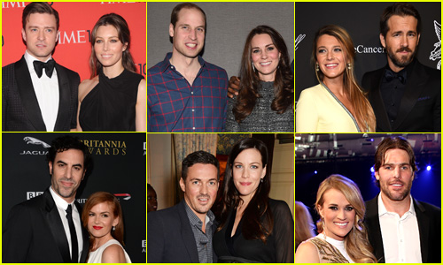 Pregnant Celebrities Due to Give Birth in 2015!
