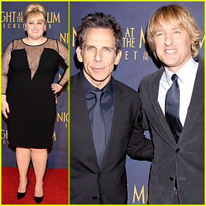 Rebel Wilson Could Take Over For Ben Stiller in 'Night at the Museum' Sequels?