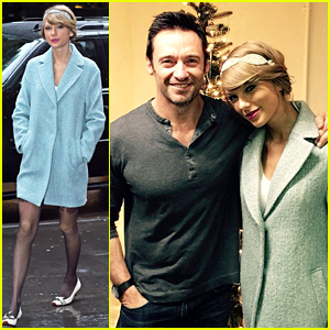 Taylor Swift Bought the Shirt Off Hugh Jackman's Back for $6K!