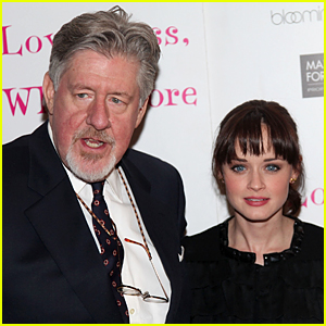Alexis Bledel Remembers 'Gilmore Girls' Co-Star Edward Herrmann After His Sad Death