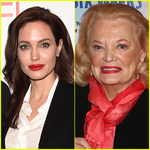 Angelina Jolie Honored Gena Rowlands at the LAFCA Awards!