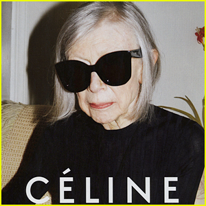 Author Joan Didion is Celine's New Face - See the Campaign!