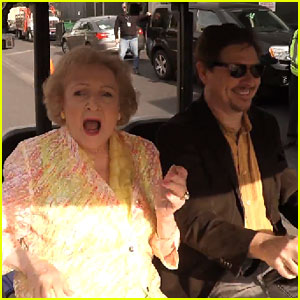 Betty White Gets a Suprise Flash Mob for Her 93rd Birthday - Watch Here!