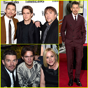 'Boyhood' Cast Heads Into a Big Golden Globes Weekend!