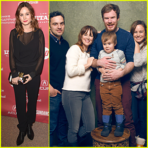 Brie Larson & Rosemarie DeWitt Are 'Digging For Fire' at Sundance!