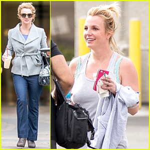 Britney Spears Says Life is Short, So Smile While You Can!