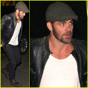 Chris Pine Was Mistaken For Ryan Reynolds at Sundance - Watch Now!
