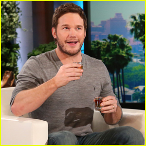 Chris Pratt Expresses His Love for Son Jack on 'Ellen': He Is Really A Remarkable Kid'