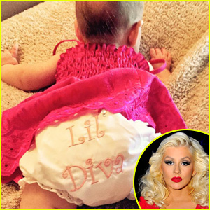 Christina Aguilera Shares First Photo of Daughter Summer Rain!