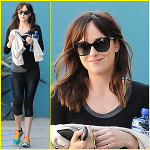 Dakota Johnson's 'Fifty Shades of Grey' Hits Theaters in Less Than a Month