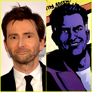 David Tennant Will Play Marvel's 'A.K.A. Jessica Jones' Villain!