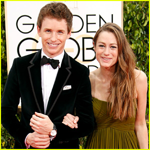Eddie Redmayne & New Wife Hannah Bagshawe Honeymoon It to Golden Globes 2015
