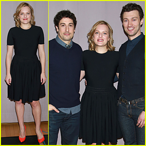 Elisabeth Moss & Jason Biggs Bring 'Heidi Chronicles' to the NYC Spotlight!
