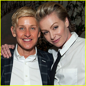 Portia de Rossi just jared