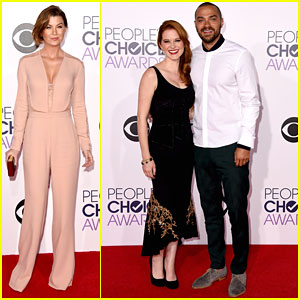 greys anatomy co stars dating Poor callie was heartbroken and moved on to dating women like many of her fellow grey's costars, sara ramirez struggled as an actress until she landed the role as callie she made she is currently dating 13 reasons why actor matthew alan, who also recently guest starred in an episode of grey's.