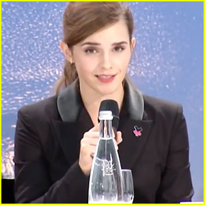 Emma Watson Inspires Fans Again With a New #HeForShe Speech