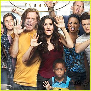 Emmy Rossum's 'Shameless' Renewed For Sixth Season!