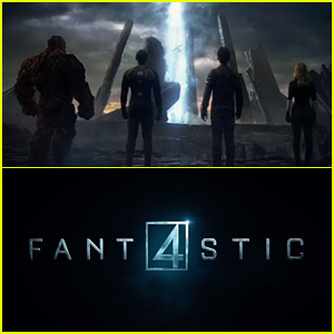 'Fantastic Four' Teaser Trailer Is Here - Watch Now!