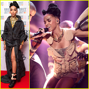 FKA twigs Scores Two BRIT Awards Nominations