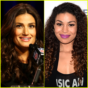 Idina Menzel Joins VH1's Super Bowl Special 2015! (Exclusive)