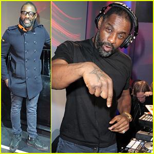 Idris Elba Says He's Focusing On His DJ'ing Career
