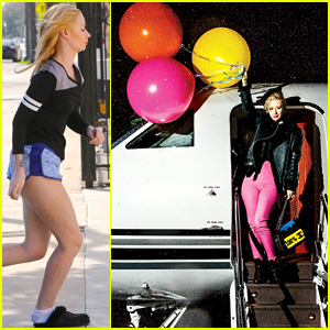 Iggy Azalea Hopes to Still Be Gyrating in a Leotard at 35!