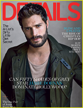 Jamie Dornan's Biggest Fear Is Getting Murdered By a 'Mad Fan'
