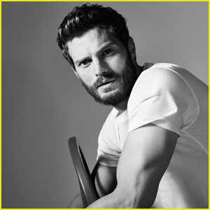Jamie Dornan Admits  Tying Up Jamie Dornan