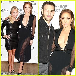 Jennifer Lopez Denies Ryan Guzman Dating Rumors - Watch Now!
