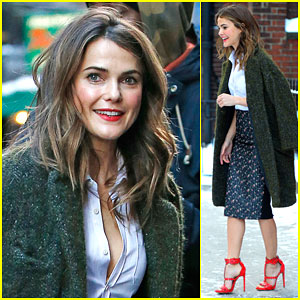 Keri Russell Says Season Three of 'The Americans' is About Parenting