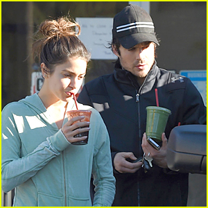 Nikki Reed Finalizes Divorce, Steps Out with Ian Somerhalder