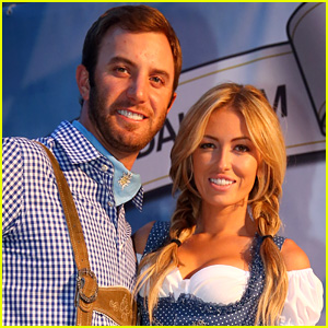 Model Paulina Gretzky & Dustin Johnson Welcome Baby Boy!