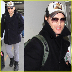 Peter Facinelli Books Trip Out of L.A. After Ringing in the New Year Snowboarding!