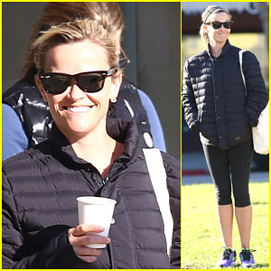 Reese Witherspoon Appreciates the Good, the Difficult & Everything In Between