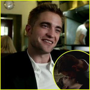 Robert Pattinson Kisses Mia Wasikowska in New 'Map to the Stars' Trailer - Watch Now!
