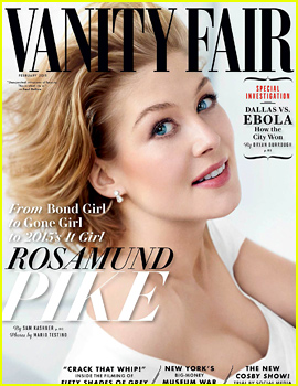 Rosamund Pike Did 36 Takes of Her Neil Patrick Harris 'Gone Girl' Sex Scene
